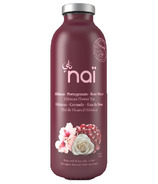 nai Hibiscus Pomegranate Rose Water Tea