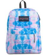 JanSport SuperBreak Electric Vortex Backpack