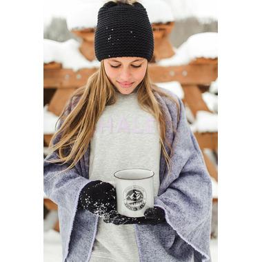 BIRDZ Children & Co. Gray Chalet Sweatshirt