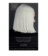 Kristin Ess Signature Hair Gloss Platinum Icy Translucent Ash