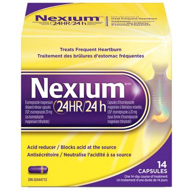 Nexium 24HR Frequent Heartburn Protection