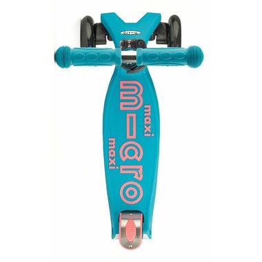 Mirco of Switzerland Maxi Micro Deluxe Kickboard Aqua