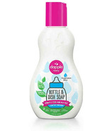 Dapple Baby Bottle & Dish Soap Fragrance Free Travel Size