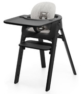 Stokke Steps High Chair Complete Bundle Black