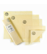 B Factory Organic Beeswax Food Wrap Starter Pack