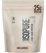 Isopure Powder 100% Whey Protein Isolate Unflavored