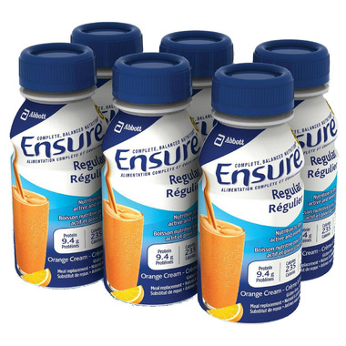 Ensure Regular Nutrition Shake Orange Cream