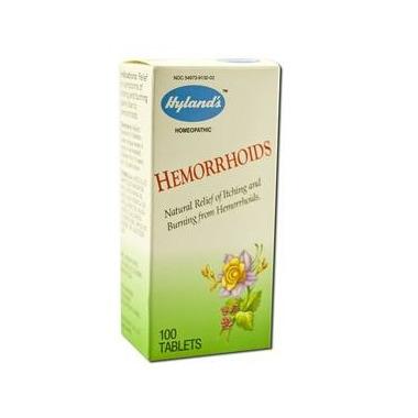 Hyland\'s Hemorrhoids