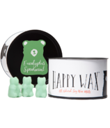 Happy Wax Classic Tin Eucalyptus Spearmint Soy Wax Melts