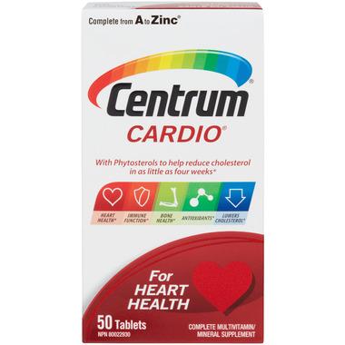 Centrum Cardio Multivitamin