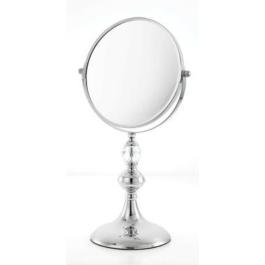 Danielle Creations Large Crystal Stem Vanity Mirror
