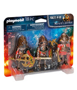 Playmobil Novelmore III Burnham Raiders Set