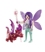 Playmobil Special Plus Fairy with Baby Dragon