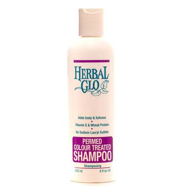 Herbal Glo Permed Or Colour-Treated Hair Shampoo