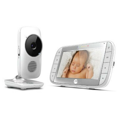 "Motorola MBP845CONNECT 5"" Video Baby Monitor with WiFi"