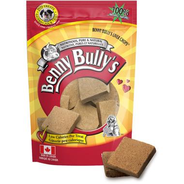 Benny Bully\'s Liver Chops Dog Treats