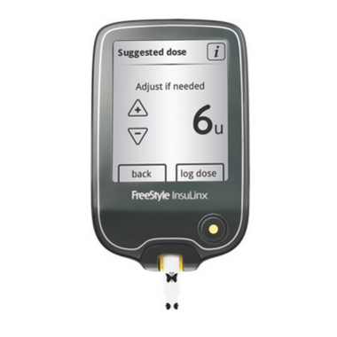 Abbott Freestyle Insulnix Blood Glucose Monitoring System