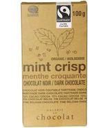 Galerie au Chocolat Mint Crisp Chocolate Bar