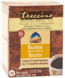 Teeccino Hazelnut & Almond Roasted Herbal Tea