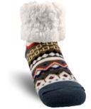 Pudus Classic Slipper Sock Nordic White