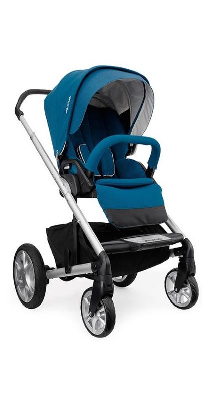 Buy Nuna Mixx Stroller Myknos Blue at Well.ca   Free ...