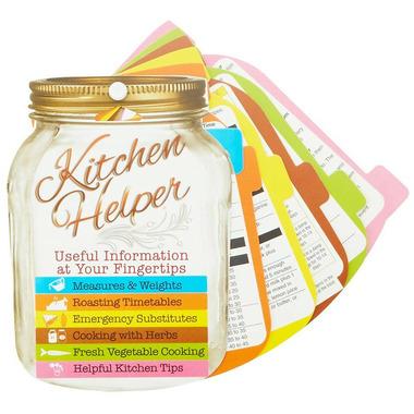 Kitchen Helper Charts & Guides