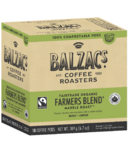 Balzac's Coffee Roasters Farmers Blend 100% Compostable Coffee Pod