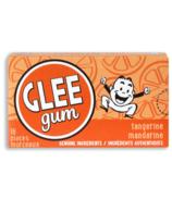 Glee Gum All Natural Tangerine Gum