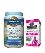 Garden of Life Protein & Probiotic For Her Bundle