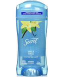 Secret Clear Gel Antiperspirant and Deodorant