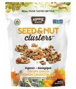 Hippie Snacks Organic Seed & Nut Clusters Crispy Onion