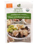 Simply Organic Mushroom Sauce Mix