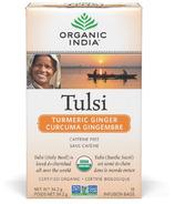 ORGANIC INDIA Tulsi Turmeric Ginger