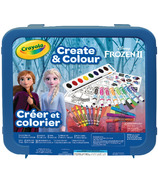 Crayola Frozen ll Create & Colour Case