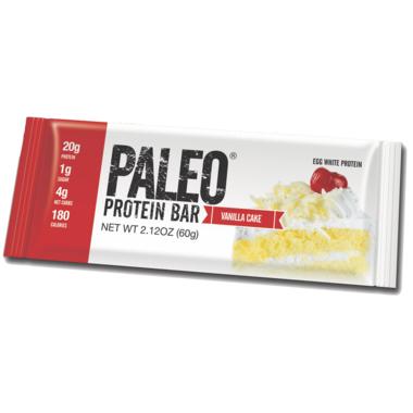 Julian Bakery Vanilla Cake Paleo Protein Bar