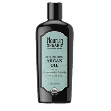 Nourish Organic Replenishing Organic Argan Oil