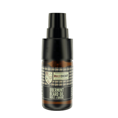 Cocoon Apothecary Malechemy Ubermint Beard Oil