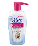 Nair Shower Power Sensitive Formula Hair Remover For Legs & Body