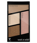 Wet n Wild Color Icon Eyeshadow Quad Walking On Eggshells