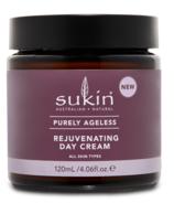 Sukin Purement Ageless Crème de jour rajeunissante