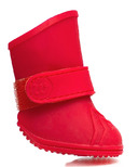 Wellies Boots for Dogs Large in Red