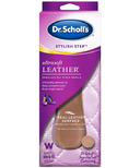 Dr. Scholl's Stylish Step Ultrasoft Leather Insoles for High Heels