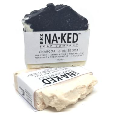 Energizing Marigold Soap by Buck Naked Soap Company
