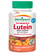 Jamieson Lutein Gummies