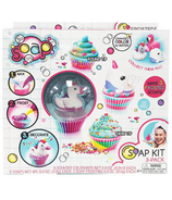 Canal Toys So Soap Cupcake DIY Kit 3 Pack Unicorn