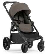 Baby Jogger City Select Lux Stroller Taupe