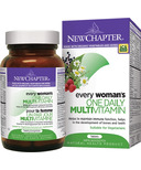New Chapter Every Woman's One Daily Vitamin & Mineral Supplement