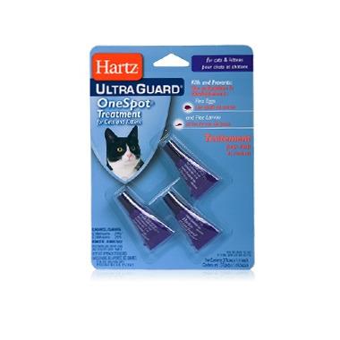 Hartz UltraGuard OneSpot Treatment For Cats & Kittens