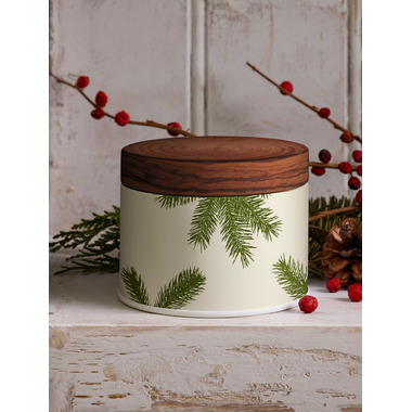Thymes Frasier Fir Poured Candle Tin