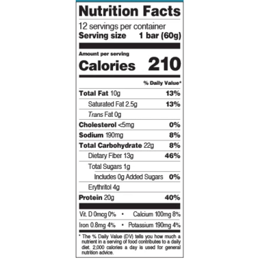 Quest Nutrition Protein Bar Chocolate Peanut Butter Case